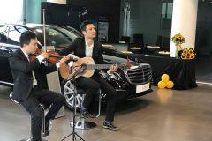 Tuần lễ DOMINO - Ưu đãi cho khách hàng mua xe E- Class, C-Class