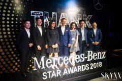 2018 - Năm của những giải thưởng dành cho MERCEDES-BENZ AN DU