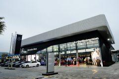 Chính thức khai trương Mercedes-Benz An Du Quảng Ninh
