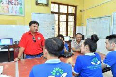 Thành lập 2 nhánh Hành trình xanh tại Bắc Giang và TP.HCM