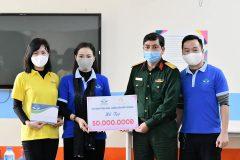 Quỹ Hành Trình Xanh chung tay đẩy lùi dịch Covid-19